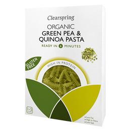 Grønne ærter & quinoa fusilliØ 250 g