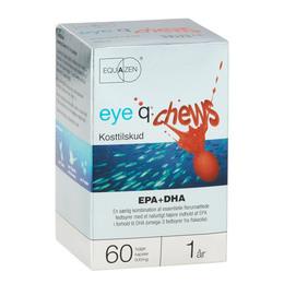 Eye Q Eye q Chews 60 kaps