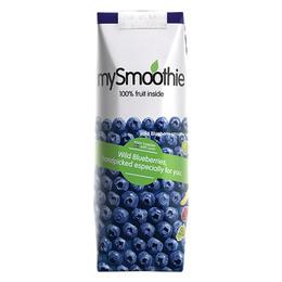 mySmoothie Vilde blåbær 250 ml