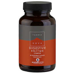 Terra Digestive ensyme comples  50 kaps.