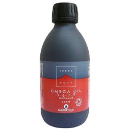 Omega 3-6-7-9 blanding 250 ml