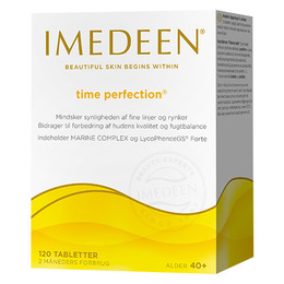 Imedeen IMEDEEN Time Perfection 120 tabl.