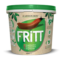 Sanum-Kehlbeck A Green Way FRITT sneglebarrie 500 ml 500 ml