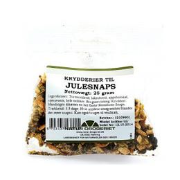 Krydderier til julesnaps 25 g