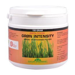 Grøn intensity Ø hvede- og byggræs pulver 150 g