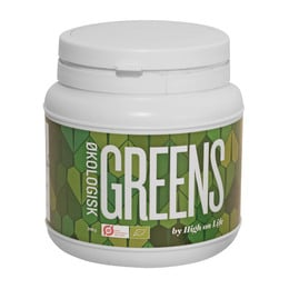 Greens by High on Life Ø havregræs,chlorel 200 g