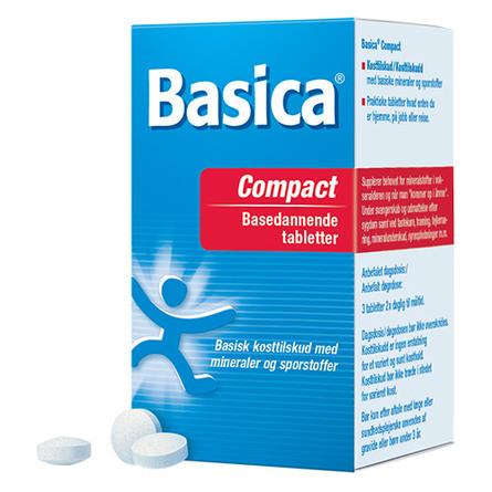 Basica Compact 120 tab