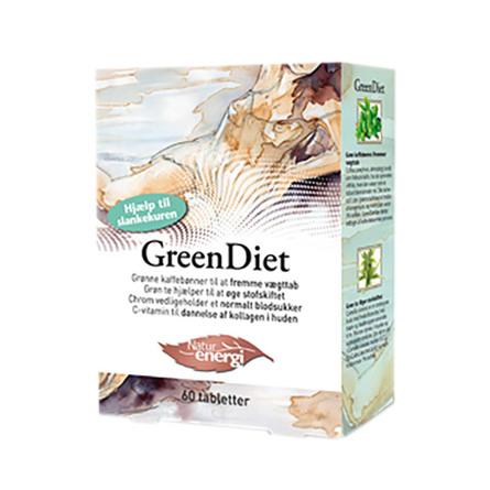 Natur Energi Green Diet 60 tabl.