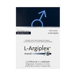 Medic Wiotech L-Argiplex X6 Mand 60 kapsler
