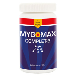 MygoMax MYGOMAX B-vitamin Complex 60 tabl.