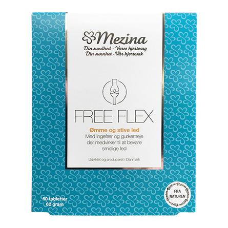 Mezina Free Flex 60 tabl