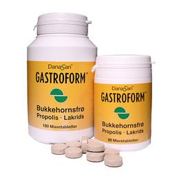 Gastroform 80 tabl.