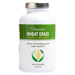 Wheat Grass Juice Powder Ø Raw Food 100 g