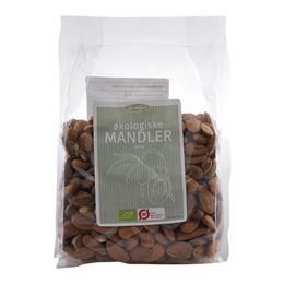 Spis Økologisk Mandler spanske Øko  500 gr.