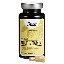 Multivitamin food state Nani 60 kap