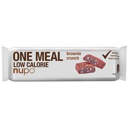 Nupo meal bar brownie crunch 60 g