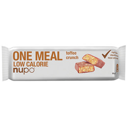 Nupo meal bar toffee crunch 60 g