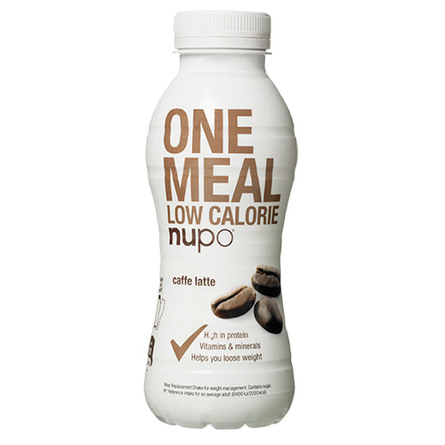 One meal caffe latte Nupo  300 ml