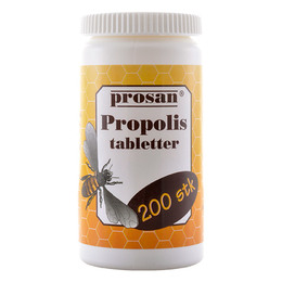 Prosan propolis tab. 200 tab