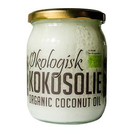 Helsekost diverse Kokosolie koldpresset jomfru Øko  500 ml