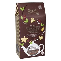 Choco, rooibos,vanilla tea Ø
