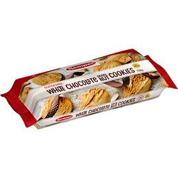 Semper Cookies White chocolate 150 gr.  Glutenfri