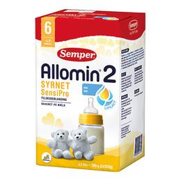 Allomin 2 syrnet sensipro Semper tilskudsb 700 g