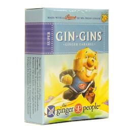 Ginger People Ingefær chews super 30%
