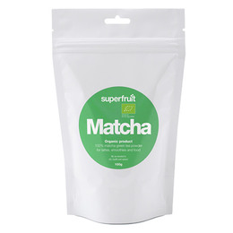 Superfruit Matcha green tea powder Ø 100 g
