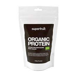 Superfruit Protein pulvermix cacao Øko 100 gr.