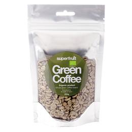 Helsekost diverse Kaffe bønner grønne Øko  200 gr.