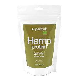 Superfruit Hamp protein pulver Øko  150gr.