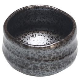 KISSA Matcha skål black pearl