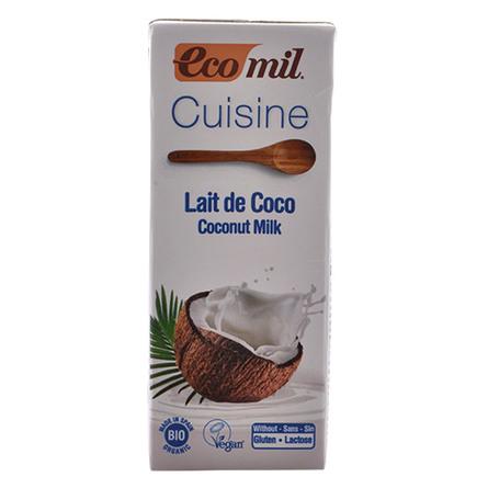 """Ecomil Kokos alternativ """"fløde"""" Ø 200 ml"""