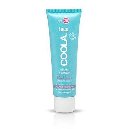 Coola Mineral Face SPF 20 Lotion Tinted Rose 50 ml