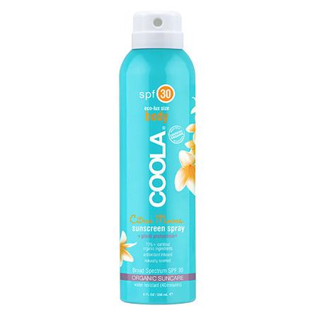 Coola Sport Continuous Spray SPF 30 Citrus Mimosa 238 ml