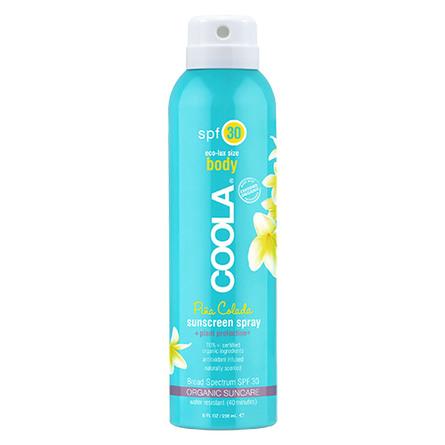 Coola Sport Conti Spray SPF30 Pina Colada 238 ml