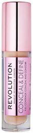 Makeup Revolution Conceal and Define Concealer C8 C8