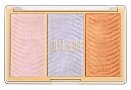 Milani Stellar Lights Highlight Palette Beams