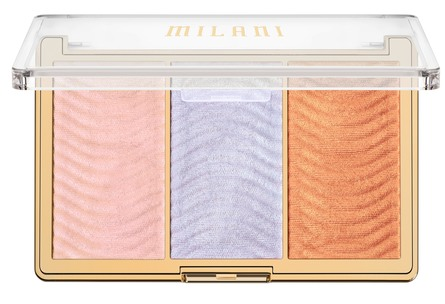 Milani Stellar Lights Highlight Palette Beams