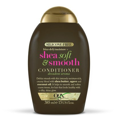 OGX Shea Soft og Smooth Conditioner 385 ml