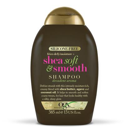 OGX Shea Soft og Smooth Shampoo 385 ml