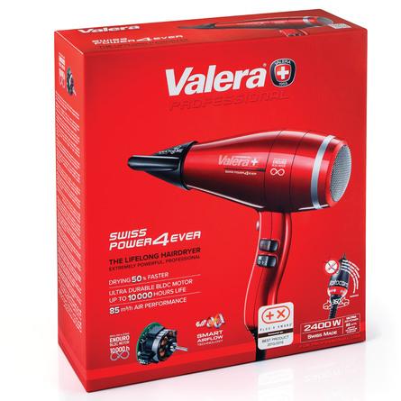 Valera Hårtørrer Pro Swiss Power4ever