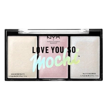 NYX PROFESSIONAL MAKEUP Love You So Mochi Highlighting Palette LYSMHP02 ARCD GLAM