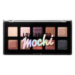 NYX PROFESSIONAL MAKEUP Love You So Mochi Eyeshadow Palette Shade 02