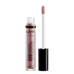 NYX PROFESSIONAL MAKEUP Duo Chromatic Lip Gloss The New Normal