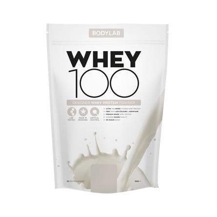BodyLab Whey 100 Salted Caramel Milkshake 1 kg