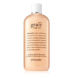 Philosophy Pure Grace Nude Rose Shower Gel 480 Ml