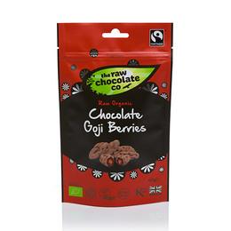 The Raw Chocolate Company Goji m rå chokolade