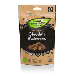 The Raw Chocolate Company Morbær m. rå chokolade Øko